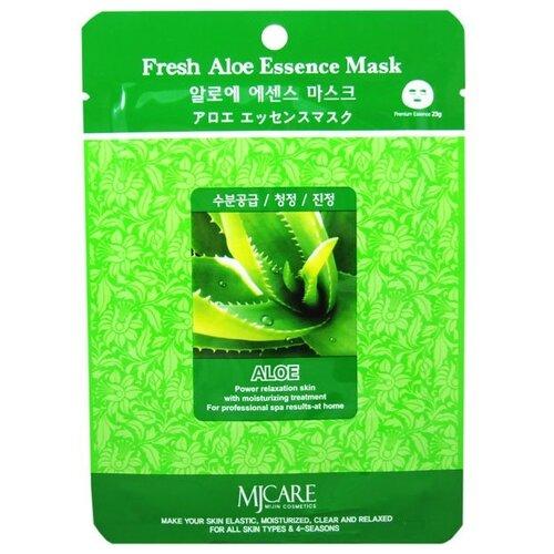 MIJIN Cosmetics тканевая маска Fresh Aloe Essence, 23 млМаски<br>