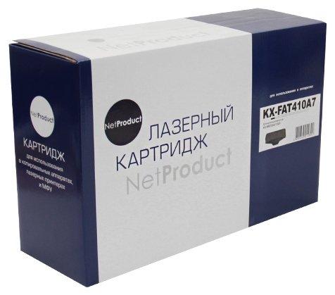 Картридж Net Product N-KX-FAT410A