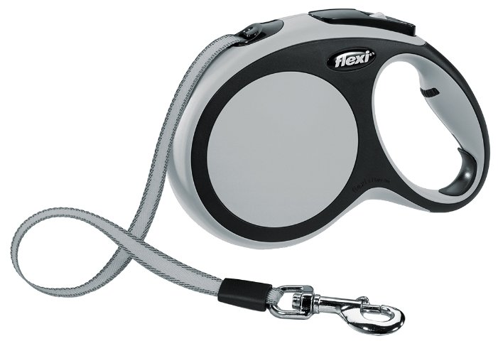 Поводок-рулетка для собак Flexi New Comfort L ленточный