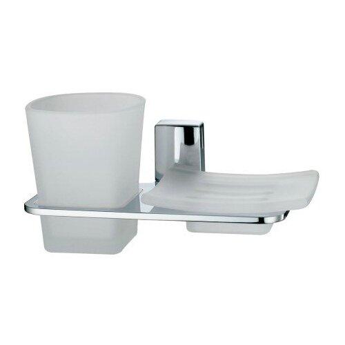 Набор для ванной WasserKRAFT Leine K-5026 белый/хром