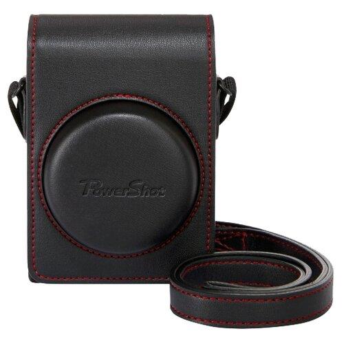 Фото - Чехол для фотокамеры Canon DCC-1880 черный чехол для фотокамеры dicom s1015