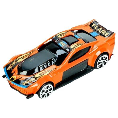 Машинка ТЕХНОПАРК Гонки (80660F-R) 7.5 см автомобиль технопарк гонки цвет в ассортименте ebs868 r
