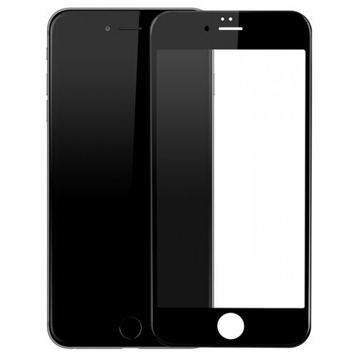 Защитное стекло Baseus Silk printing 3D Anti Soft Film для Apple iPhone 6/6S черныйЗащитные пленки и стекла<br>
