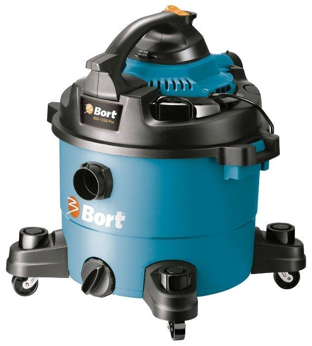 Профессиональный пылесос Bort BSS-1330-Pro 1300 Вт