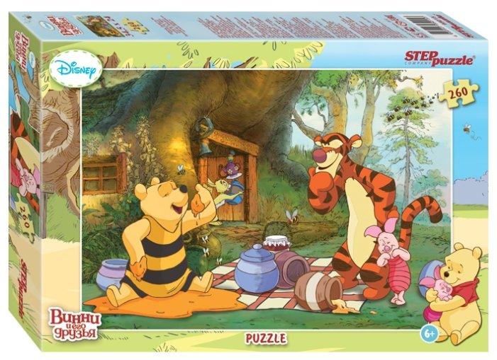 Пазл Step puzzle Disney Медвежонок Винни (95015), 260 дет.