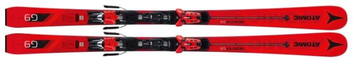 Горные лыжи Atomic Redster G9 FIS J-RP + крепления Z10 (2019) (131)