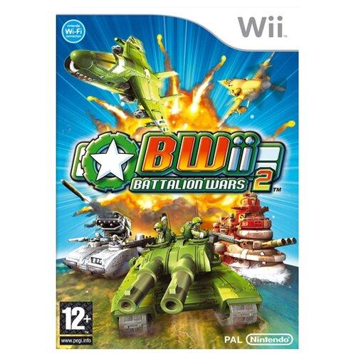 Игра для Wii Battalion Wars 2
