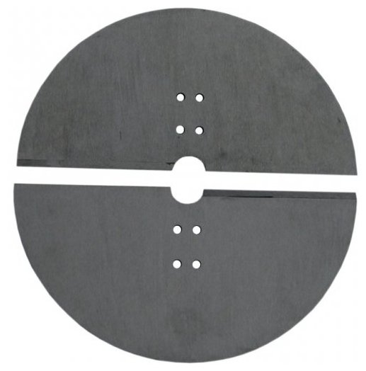 Нож для бура ТОНАР 250 мм