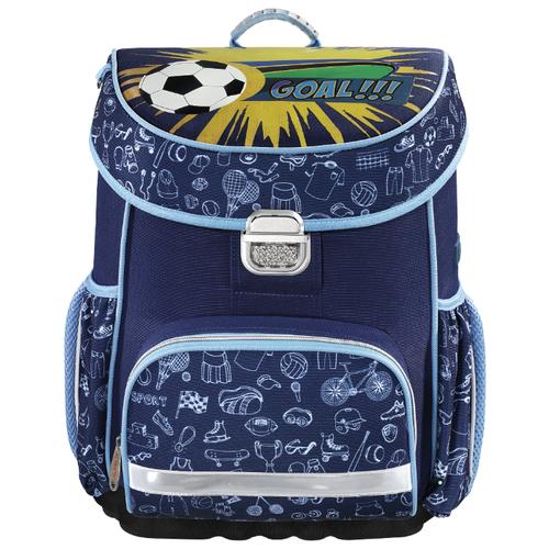 цена Hama Ранец Soccer (139069), синий онлайн в 2017 году