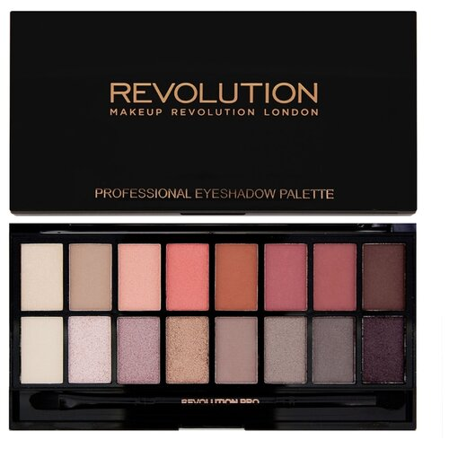 REVOLUTION Палетка теней New-trals vs Neutrals Palette 60129Тени<br>