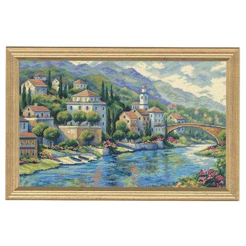 Купить Dimensions Набор для вышивания Italian Vista (Итальянский вид) 41 х 25 см (35246), Наборы для вышивания