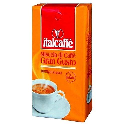 Кофе в зернах Italcaffe Gran Gusto Espresso, арабика/робуста, 1000 г