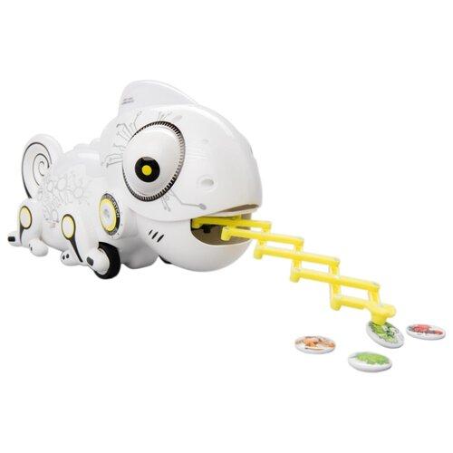 Купить Робот Silverlit Хамелеон 88538 белый, Роботы и трансформеры