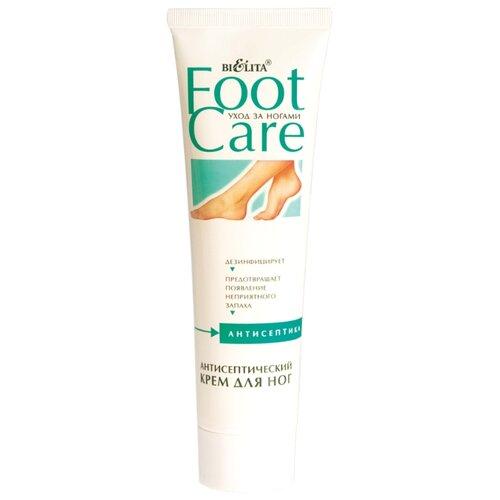 Bielita Крем для ног Foot care Антисептический 100 мл туба