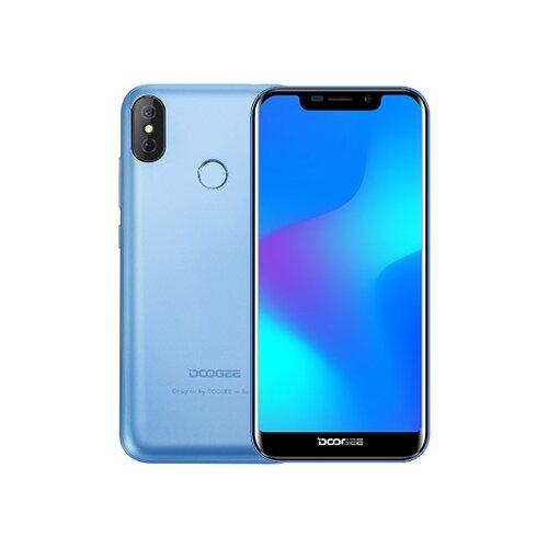 Смартфон DOOGEE X70 голубойМобильные телефоны<br>