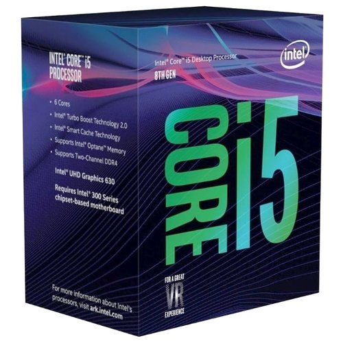 Процессор Intel Core i5-8500 Coffee Lake (3000MHz, LGA1151 v2, L3 9216Kb) BOX
