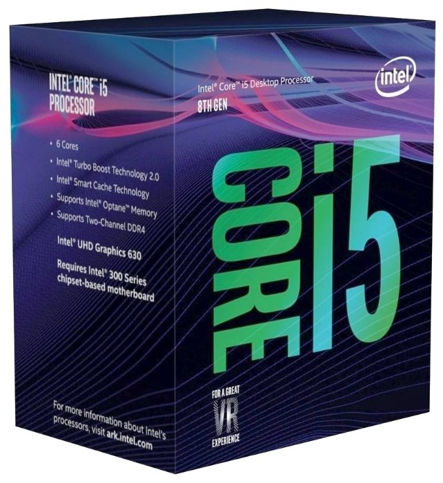 Intel Core i5 Coffee Lake