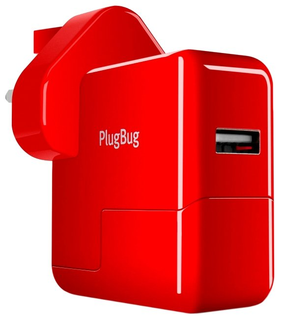 Блок питания twelve south PlugBug World для Apple