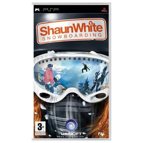 Игра для PlayStation Portable Shaun White Snowboarding, английский язык недорого