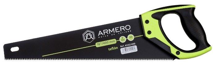 Ножовка по дереву Armero A532/400 400 мм