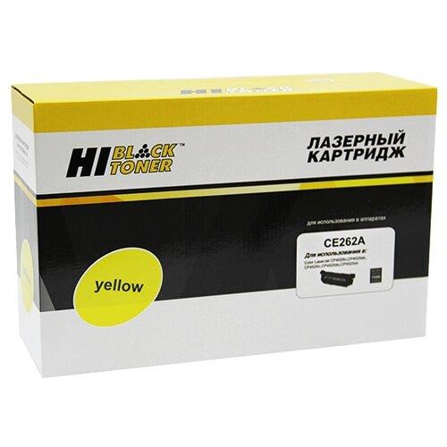 Фото - Картридж Hi-Black HB-CE262A, совместимый картридж hi black hb 60f5h00 совместимый