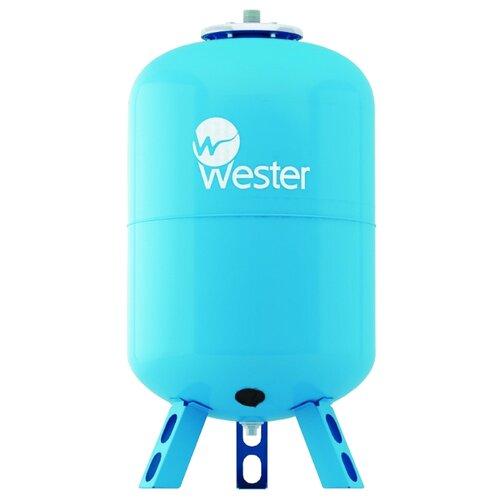 Гидроаккумулятор Wester WAV 300 top 300 л вертикальная установка wester whz 300 тип 2