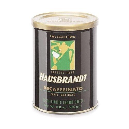 Кофе молотый Hausbrandt Decaffeinato без кофеина 250 гМолотый кофе<br>