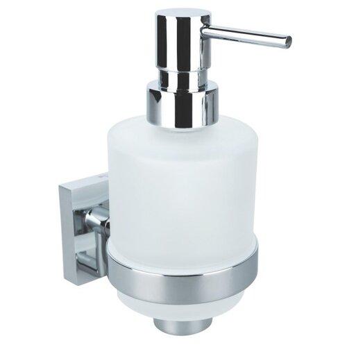 Дозатор для жидкого мыла BEMETA Beta 132109182, белый/хром дозатор для жидкого мыла bemeta beta 132109102 белый хром