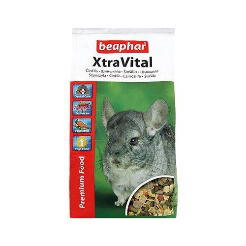 Корм для шиншилл Beaphar XtraVital Chinchilla 1000 гКорма для грызунов и хорьков<br>