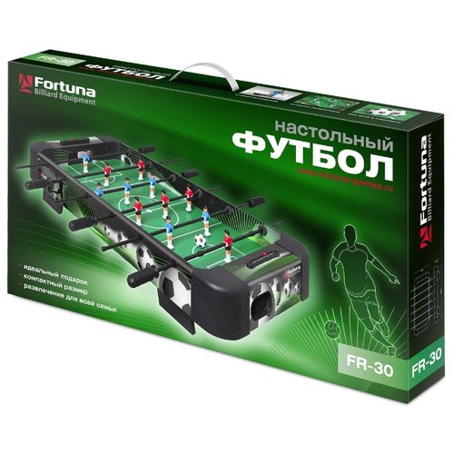 Купить Fortuna Billiard Equipment Футбол FR-30, Настольный футбол, хоккей, бильярд