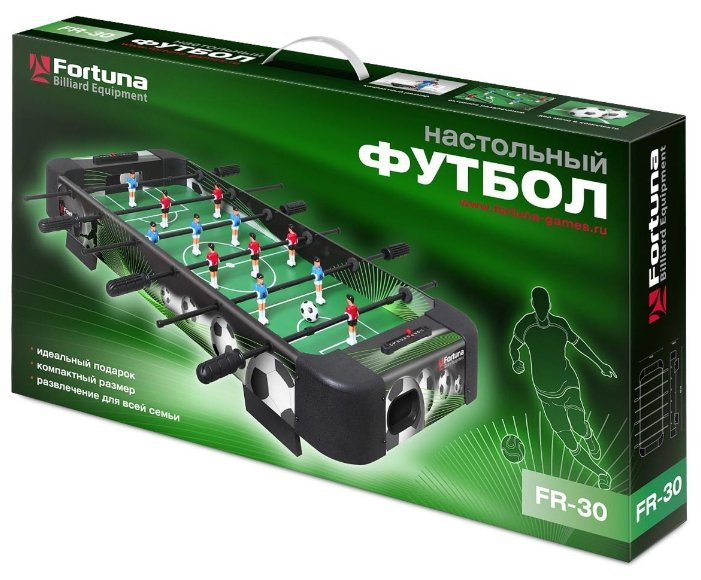 Fortuna Billiard Equipment Футбол FR-30