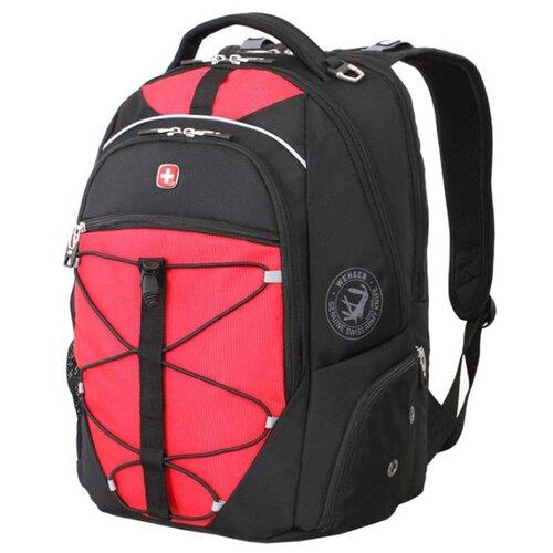 Купить Рюкзак WENGER 6772201408 черный/красный