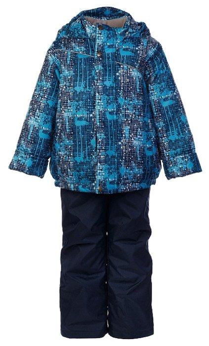 Комплект куртка/полукомбинезон Oldos Джед, для мальчиков, размер 128