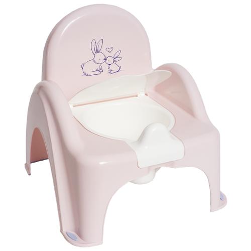 Фото - Tega Baby горшок Little Bunnies (KR-012) розовый брелоки diplomat kr 012