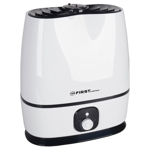Увлажнитель воздуха FIRST AUSTRIA FA-5599-4, белый/черный вспениватель для молока first austria fa 5440 белый