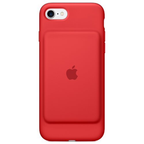 Купить Чехол-аккумулятор Apple Smart Battery Case для Apple iPhone 7/iPhone 8 PRODUCT (RED)