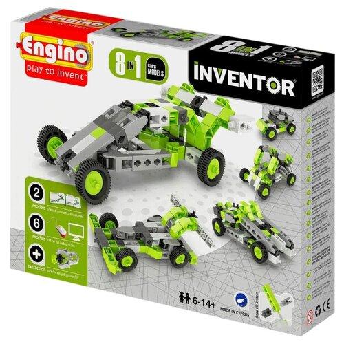 цена на Конструктор ENGINO Inventor (Pico Builds) 0831 Автомобили