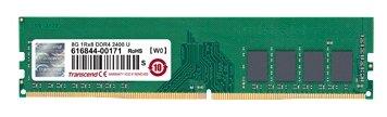 Оперативная память 8 ГБ 1 шт. Transcend JM2400HLB-8G