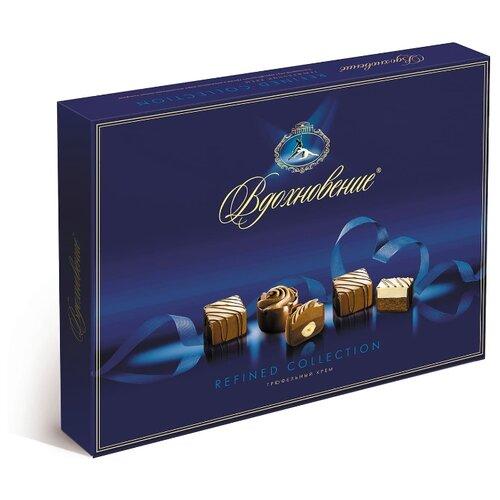 Набор конфет Вдохновение Трюфельный крем 170 г синий