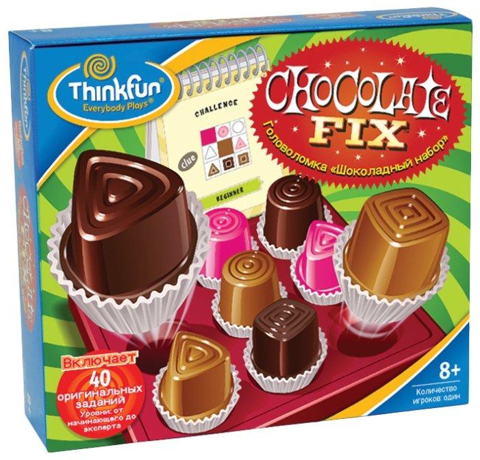 Головоломка ThinkFun Шоколадный набор (1530-RU)