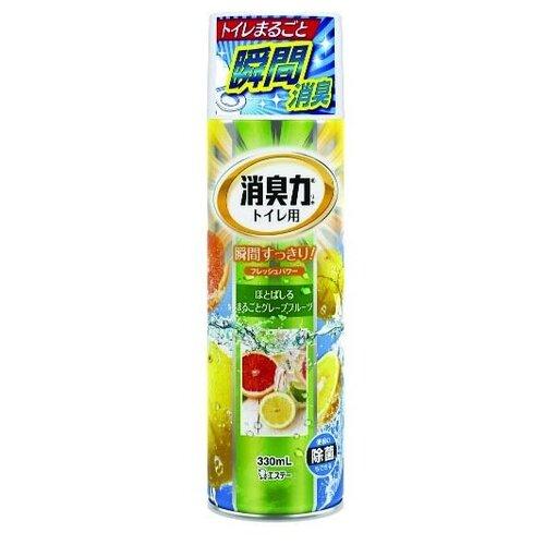 Shoshu-Riki Освежитель воздуха для туалета с ароматом грейпфрута 330 мл
