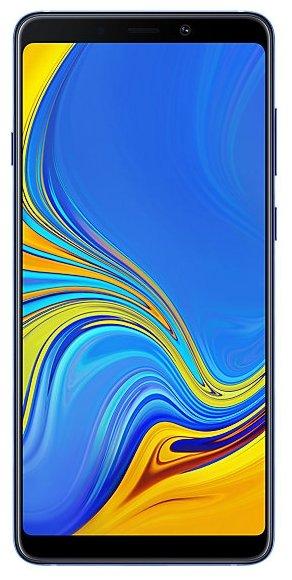 Смартфон Samsung Galaxy А9 (2018) 128 Гб, Розовый (SM-A920FZIDSER)