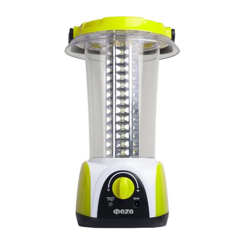 Кемпинговый фонарь ФАZA AccuF5-L84 зеленый