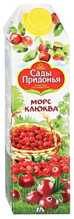 Сок Сады Придонья Спелёнок Яблоко и клюква с 6 мес. 200 мл