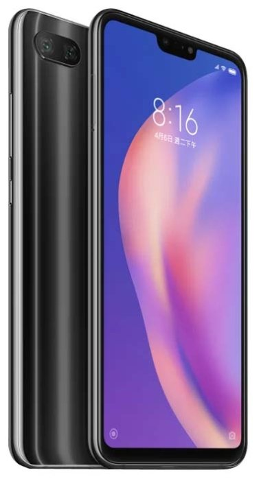 Смартфон Xiaomi Mi8 Lite 4/64GB
