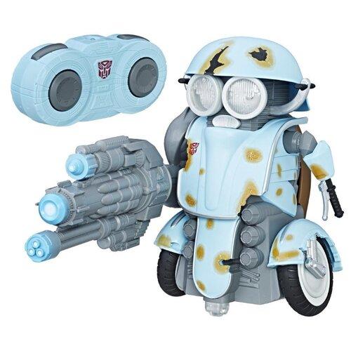 Фото - Робот Hasbro Transformers Автобот Сквикс (Трансформеры 5: Последний рыцарь) C0935 трансформер hasbro transformers дропкик заряд энергона найтро трансформеры 6 e2802 серый синий