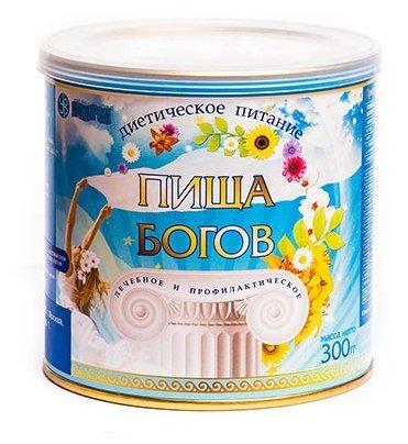 ВИТАПРОМ Соево-белковый коктейль Пища Богов, банан, 300 г
