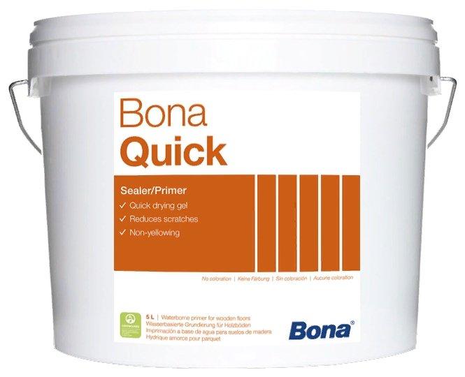 Грунтовочный лак Bona Quick (5 л)