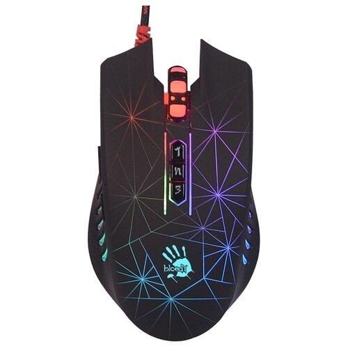 Мышь A4Tech Bloody P81 Black USBМыши<br>