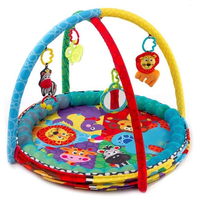 Развивающий коврик Playgro Цирк (184007)